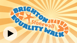 Stonewall Brighton Equality Walk minidoc